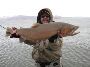 Photo album pyramid lake fly fishing for Pyramid lake fishing report