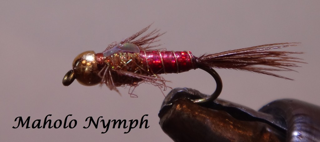 Maholo Nymph for Fly Fishing Pyramid Lake