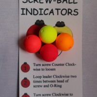 Screw-Ball Indicators