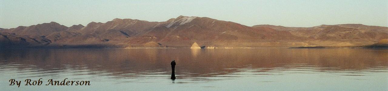 Pyramid Lake Fly Fishing