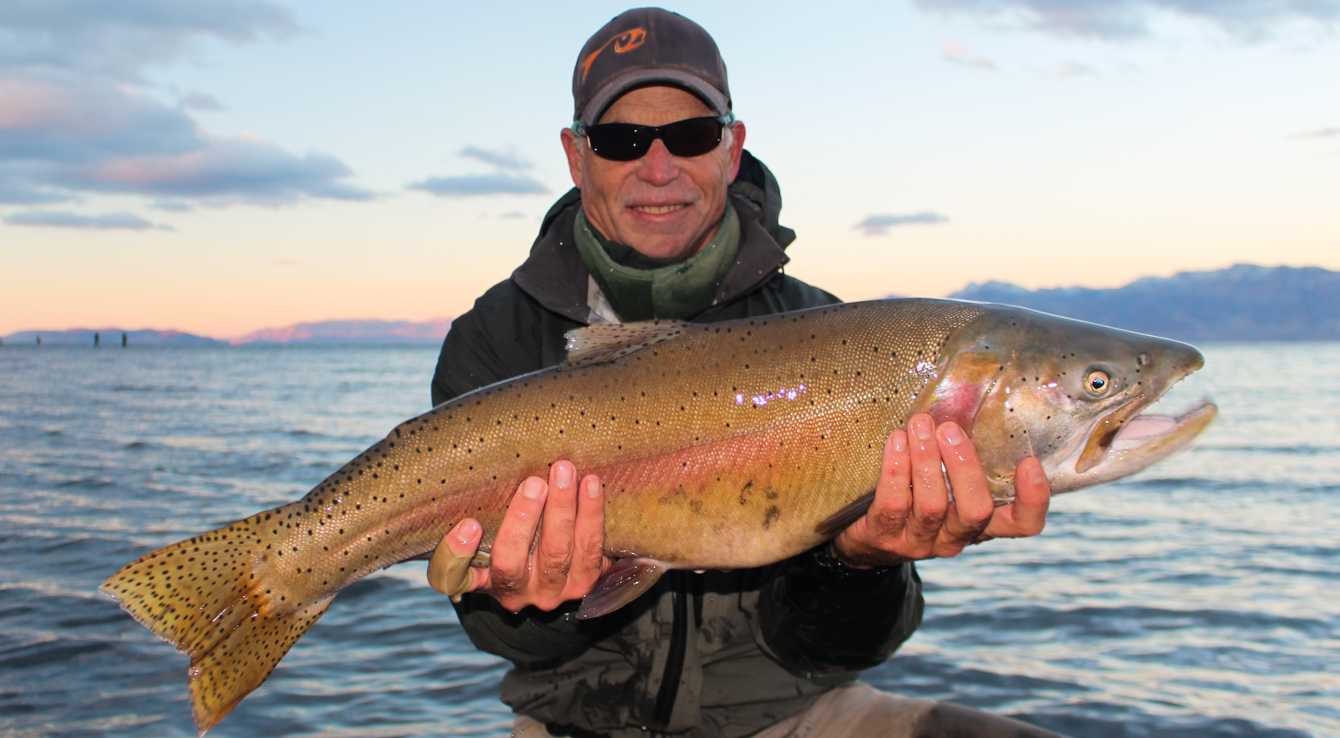 Fishing report december 8th 2015 pyramid lake fly fishing for Pyramid lake fishing report